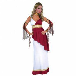 Amscan Dámský kostým - Římská bohyně Velikost - dospělý: L