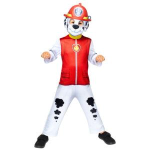 Amscan Dětský kostým - Paw Patrol Marshall Velikost - děti: XS