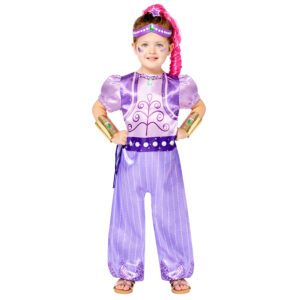 Amscan Dětský kostým - Shimmer Velikost - děti: L