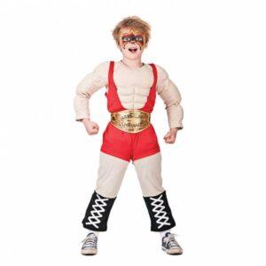 Amscan Dětský kostým - Wrestler