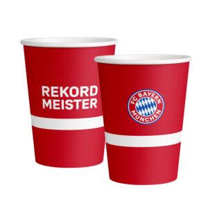 Amscan Kelímky - FC Bayern Mnichov 500ml