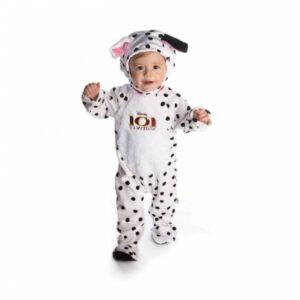 Amscan Kostým pro nejmenší - Dalmatín Velikost nejmenší: 12 - 18 měsíců