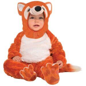 Amscan Kostým pro nejmenší - Malá liška Velikost nejmenší: 6 - 12 měsíců