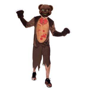 Amscan Pánský kostým - Děsivý medvěd Velikost - dospělý: M/L