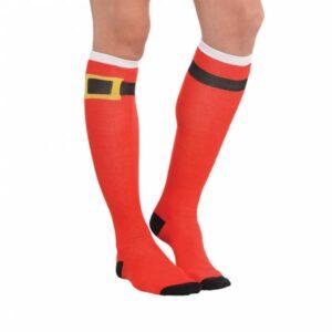 Amscan Vánoční ponožky - Santa