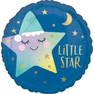 BALÓNEK fóliový Little Star Hvězdička
