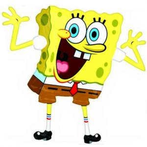 BP Balón Spongebob