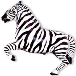 BP Fóliový balón - Zebra