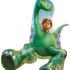 BP Fóliový balónek Hodný dinosaurus