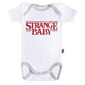 Baby-Geek Dětské body - Strange Baby Velikost nejmenší: 18 - 24 měsíců