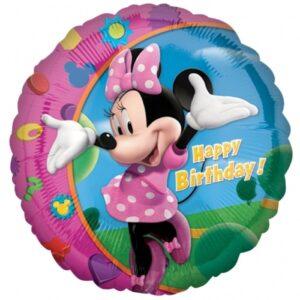 Balónek fóliový Minnie