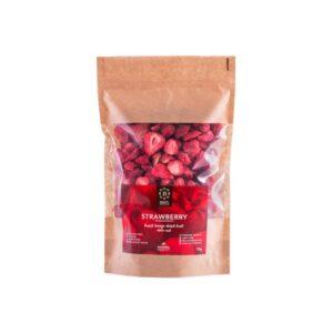 Brix Mrazem sušená jahoda 75 g