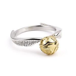 Carat Shop Prsten Harry Potter - Zlatonka Velikost prstenu: L
