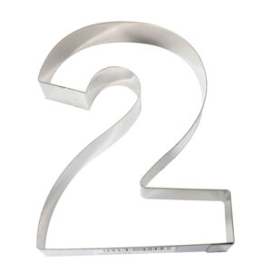 Dekora Dortová forma - číslo 2