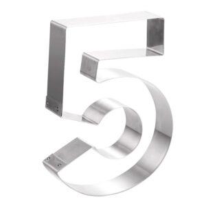 Dekora Dortová forma - číslo 5