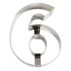 Dekora Dortová forma - číslo 6