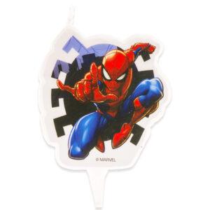 Dekora Narozeninová svíčka - Spiderman 7 cm