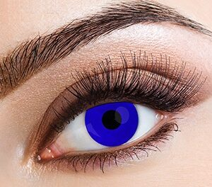 Eyecasions Čočky Electric Blue