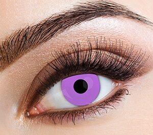 Eyecasions Čočky Violet svítící