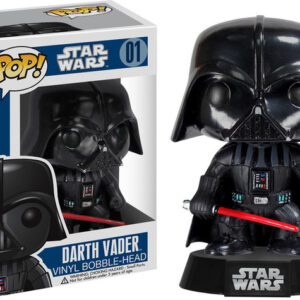 Figurka Funko POP Bobble Star Wars - Darth Vader
