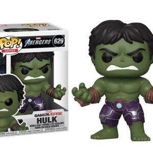 Figurka Funko POP Marvel Scotch - Hulk