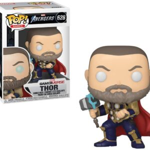 Figurka Funko POP Marvel Scotch - Thor