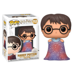 Figurka Funko POP Vinyl Harry Potter - Harry w/Invisibility Cloak