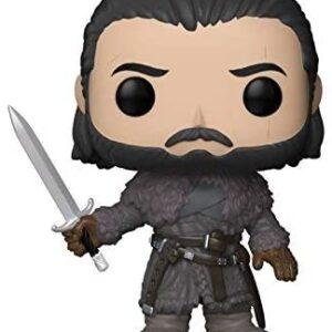 Funko Figurka POPGame of Thrones: Jon Snow (Beyond the Wall)