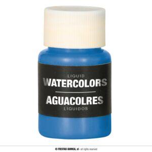 Guirca Barva na báze vody 28 ml Barva: Modrá