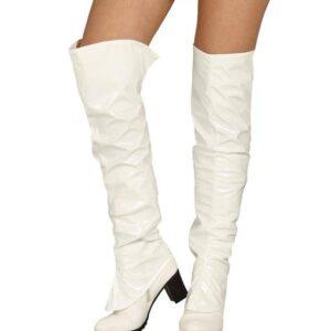 Guirca Bíle návleky na boty