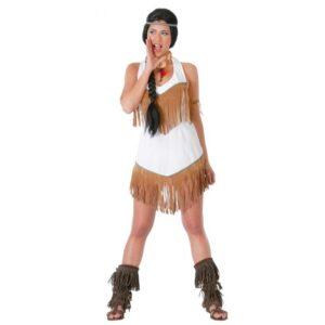 Guirca Dámský indiánský kostým Velikost - dospělý: M