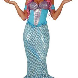 Guirca Dámský kostým - Ariel malá mořská víla Velikost - dospělý: M