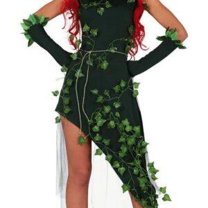 Guirca Dámský kostým - Brečtanka (Poison Ivy) Velikost - dospělý: L