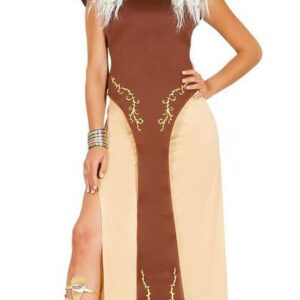 Guirca Dámský kostým - Daenerys Targaryen (Khaleesi) Velikost - dospělý: L