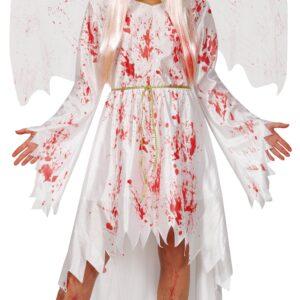 Guirca Dámský kostým - Krvavý Anděl Velikost - dospělý: L