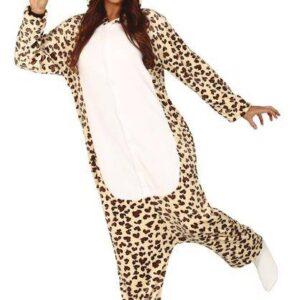 Guirca Dámský kostým - Leopard