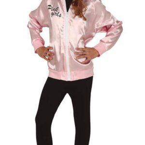 Guirca Dětská růžová bunda - Pink girls Velikost - děti: XL