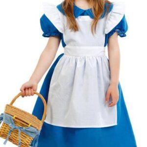 Guirca Dětský kostým - Alenka v říši divů Velikost - děti: XL