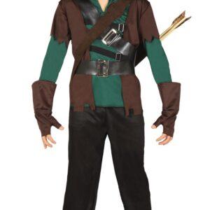 Guirca Dětský kostým  Arrow Velikost - děti: M