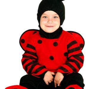Guirca Dětský kostým Berušky Velikost nejmenší: 12 - 24 měsíců
