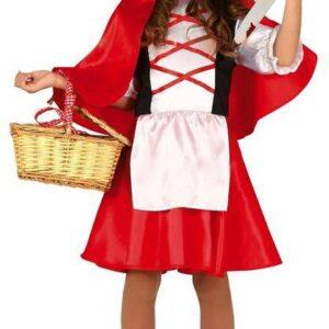 Guirca Dětský kostým - Červená Karkulka Velikost - děti: XL