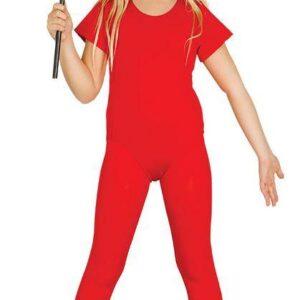 Guirca Dětský kostým - Červené body Velikost - děti: L
