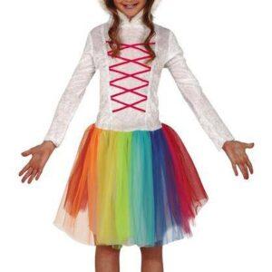Guirca Dětský kostým - Jednorožec barevný Velikost - děti: XL