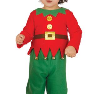 Guirca Dětský kostým Malý Elf Velikost nejmenší: 6 - 12 měsíců