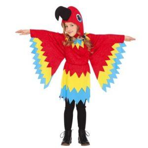 Guirca Detský kostým - Papoušek Velikost - děti: XL