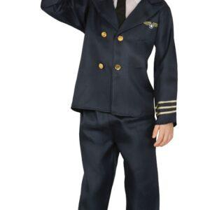 Guirca Dětský kostým Pilot Velikost - děti: XL