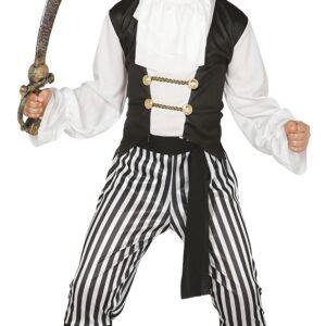 Guirca Dětský kostým Pirát Velikost - děti: XL