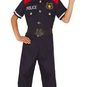 Guirca Dětský kostým - Policista Velikost - děti: XL