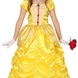 Guirca Dětský kostým - Princezná Bella Velikost - děti: L