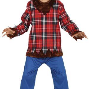 Guirca Dětský kostým Skotský vlk Velikost - děti: XL
